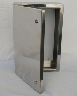 Stainless Steel Weatherproof Cabinets