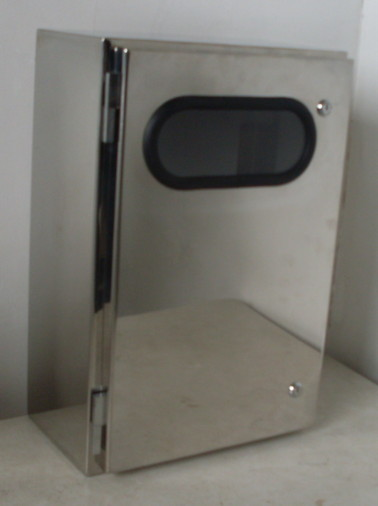 Meter Box Meter Box Stainless Steel Conduit
