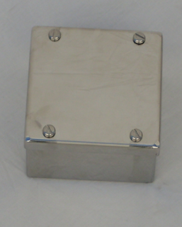 Stainless Steel Conduit Accessories Electrical Enclosures